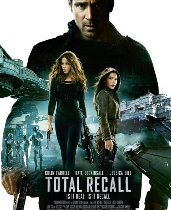Chaz'sTotal Recall Review- spoilers