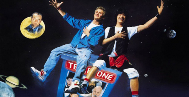 Keanu Reeves updates 'Bill and Ted' plot details