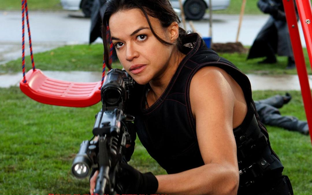 Four New Resident Evil Retribution Photos Don T Forget A Towel