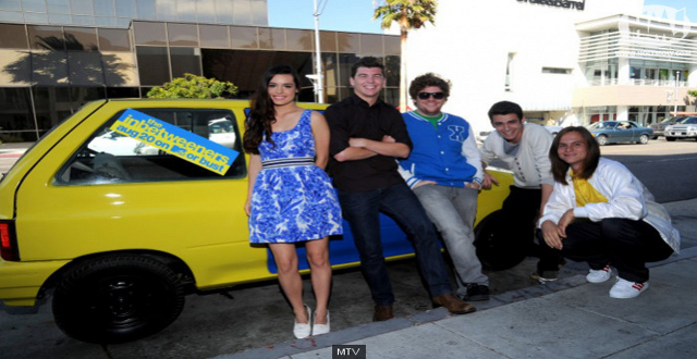 The Inbetweeners coming to the U.S. or Why Does MTV even try to make UK shows?