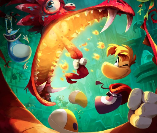 Rayman Legends only on Wii U?