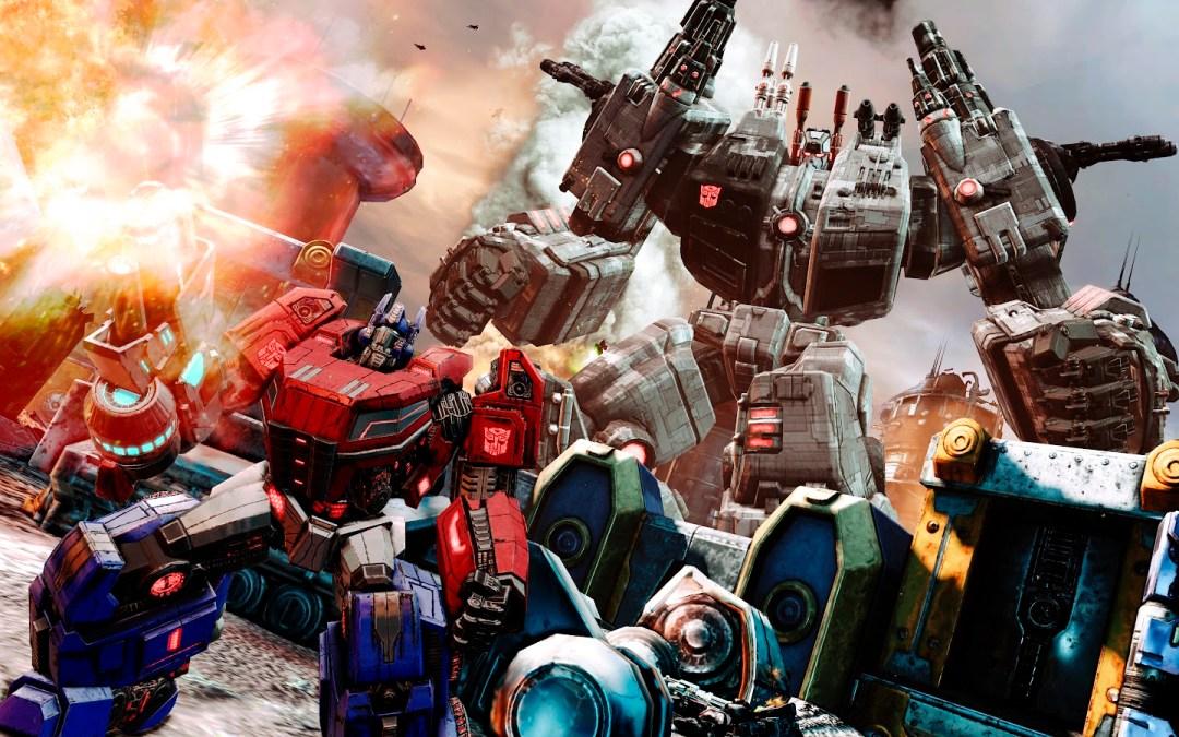 Transformers: Fall of Cybertron Reveiw