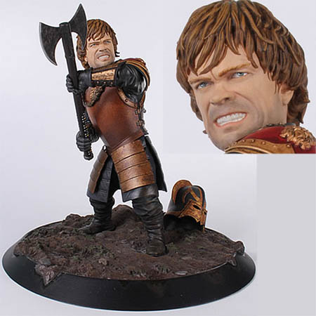 Game of Thrones Tyrion Lannister statue by Dark Horse