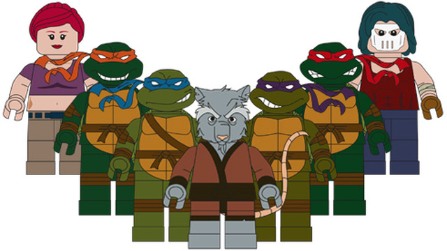 Will 2013 be the year of Lego Turtles?