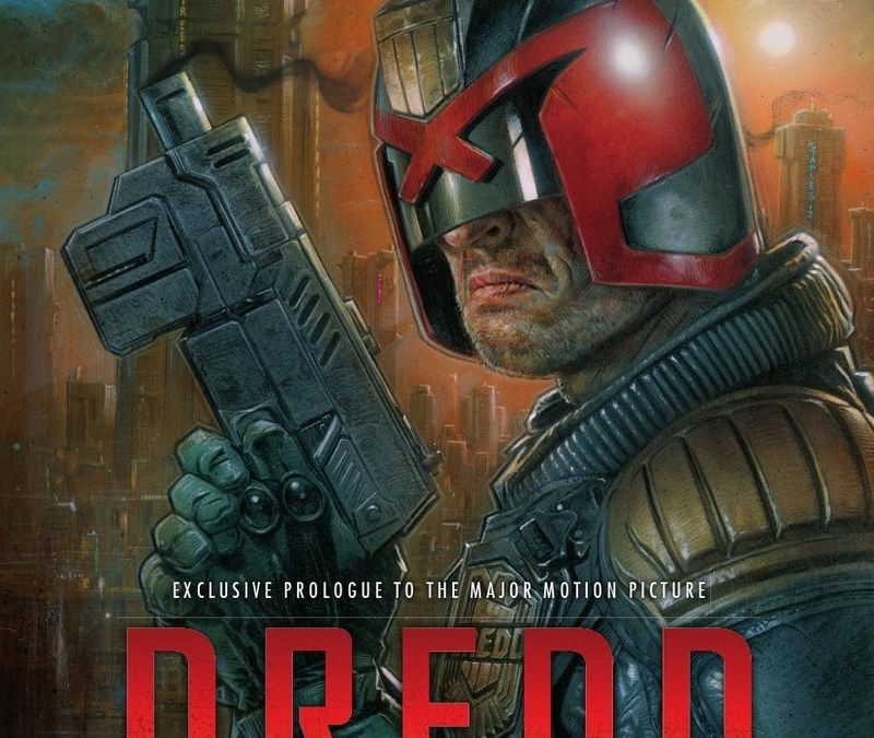 Dredd 3d Prologue Comic and Motion Comic online now!