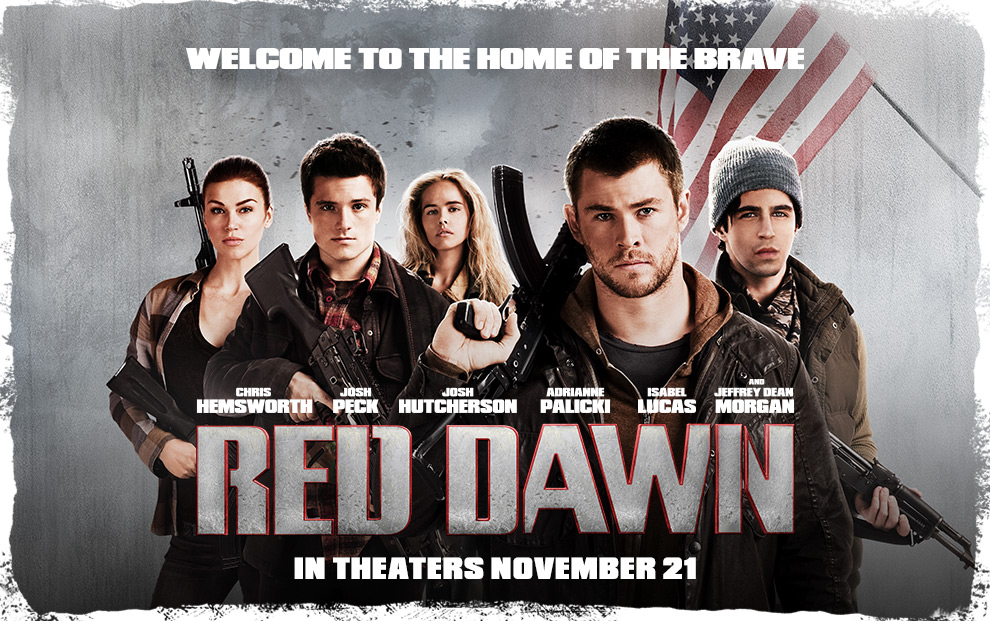 Red Dawn remake gets a new clip featuring the invasion of the US
