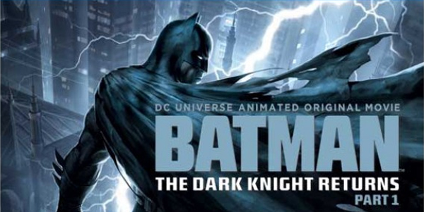 The Dark Knight Returns is coming soon but here are two new clips!