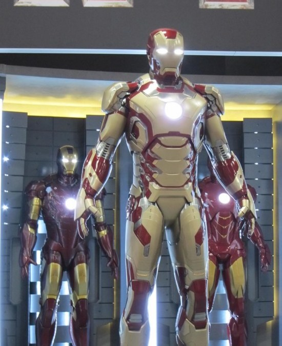 Iron Man 3 Tidbits: Radioactive Man and Mark XLVII (47) Armor
