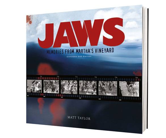 Jaws: Memories from Martha's Vineyard Book Review