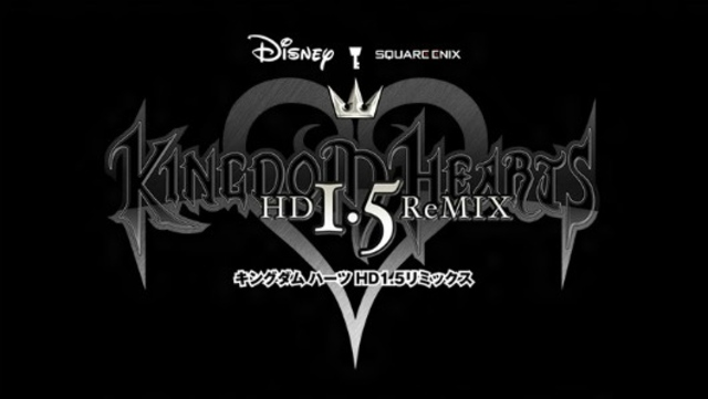 Kingdom Hearts gets 'Final Mix' for the PS3 – about time!