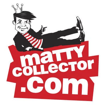 Mattycollector.com Monthly Sale Preview! Edition: 091712