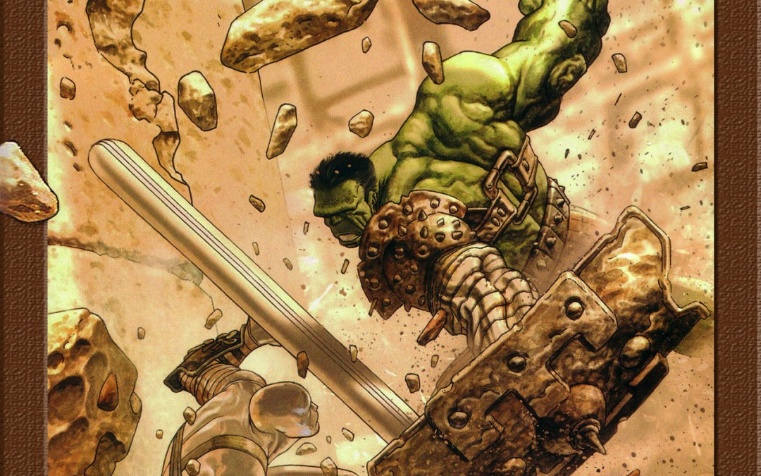 The Hulk not to smash again until Marvel's Phase 3!
