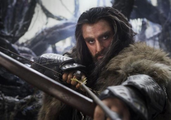 The Hobbit unleashes a ton of new images- Dwarves in Action and Wargs