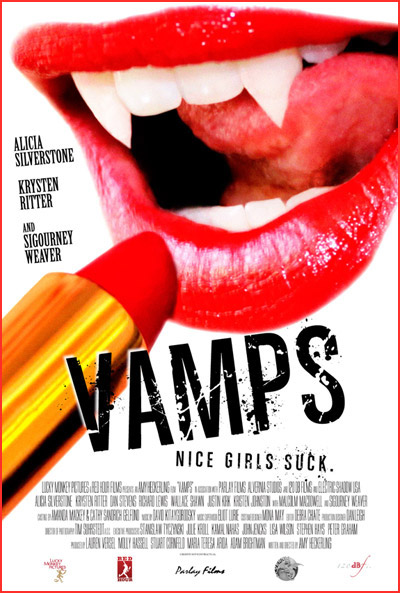Vamps trailer: From Amy Heckerling, starring Alicia Silverstone!
