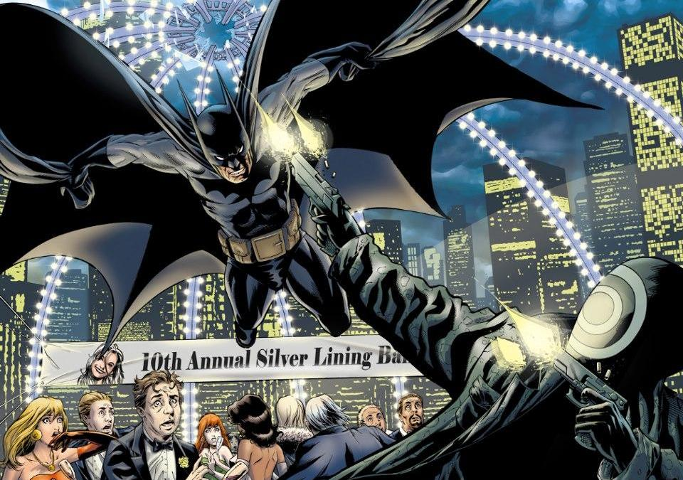 Kevin Smith announces final chapter of his Batman epic: Bellicosity
