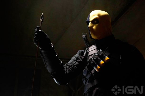 Arrow: My first impression of the pilot (Finally), NYCC Updates and Deathstroke pic!