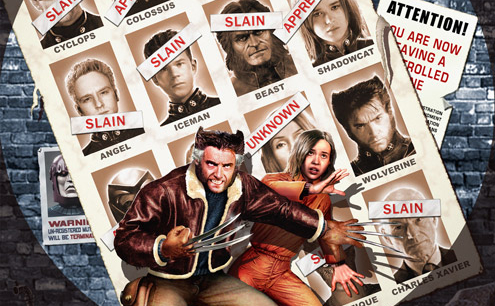 X-Men: Days of Future Past Updates: Stewart and McKellan are not attached officially?!? Possible opening quote Tweeted!