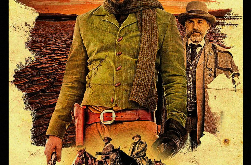 Django Unchained final trailer features John Legend track!