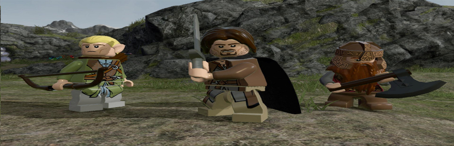 Final Lego Lord of the Rings trailer: One Brick to rule them all