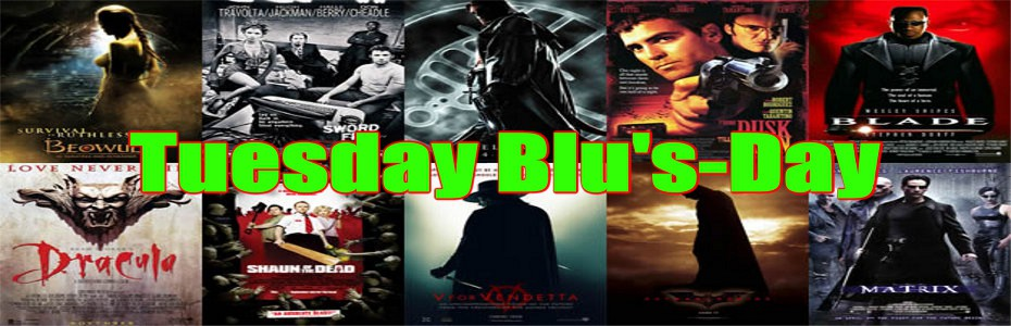TUESDAY BLU'S-DAY: NEW RELEASES ON BLU-RAY AND DVD 12/11/12