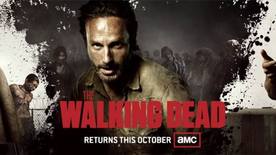 The Walking Dead season 3 stalks its way onto our tvs next week!! Here's the latest trailer!