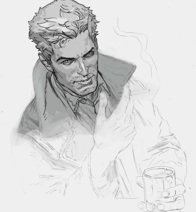 DC Comics to end Vertigo's uber-long run of Hellblazer! Constantine to get his own New(ish) 52 series!