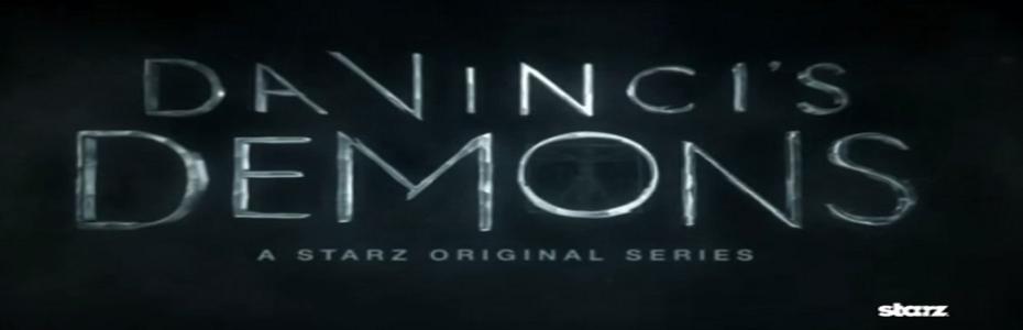 Da Vinci's Demons- new behind the scenes featurette and teaser!
