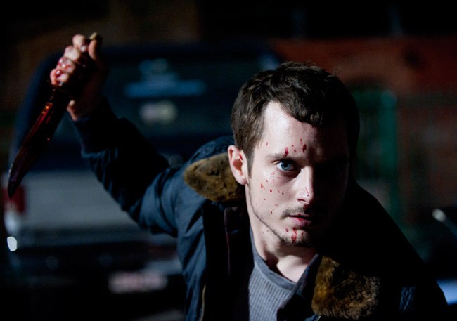 Maniac remake- watch the first 6-minutes of the Elijah Wood bloodfest!