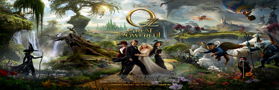 Oz: the Great and Powerful shows off tons of new pics! {Spoilers}