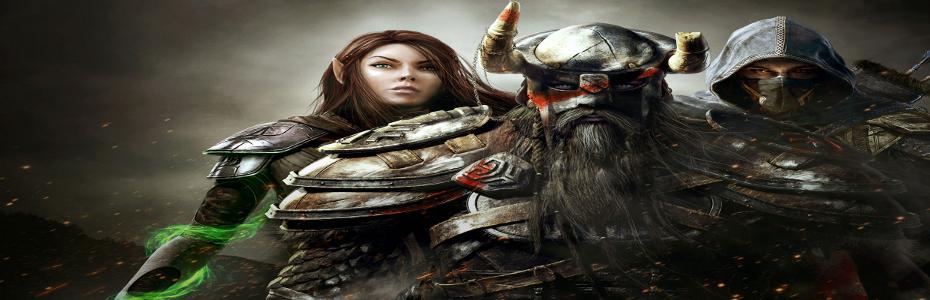 Official video footage of 'The Elder Scrolls Online' is looking good!