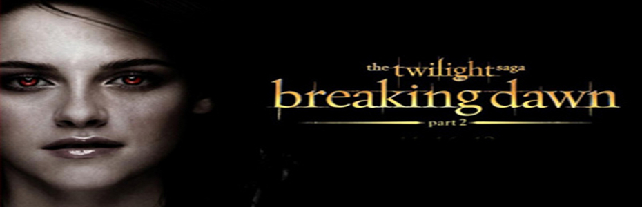 Twilight: Breaking Dawn part 2 review by JS
