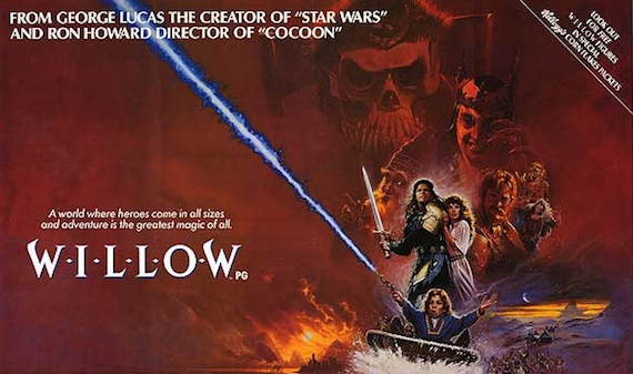 Willow sequel series being planned by Ron Howard and Jon Kasdan for Disney+?