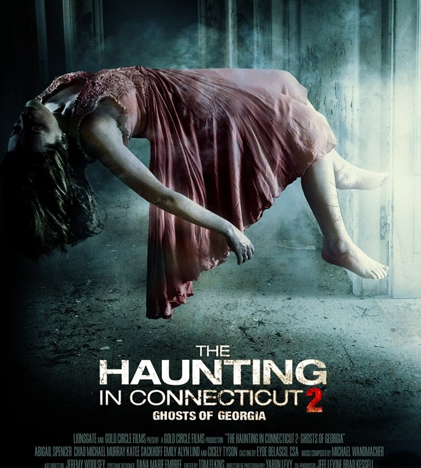 Haunting in Connecticut 2: Ghosts of Georgia Trailer and Poster