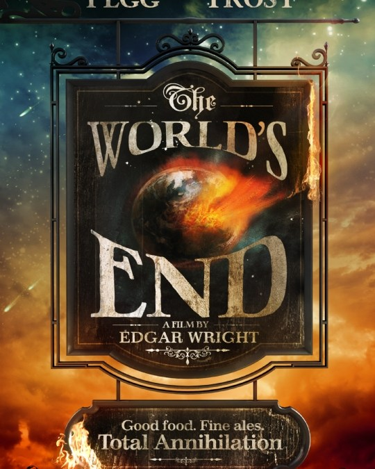 The World's End- 1st image of Edgar Wright's newest film