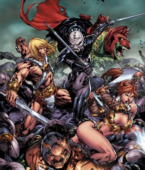 Masters of the Universe ongoing comic book series coming soon from DC Comic