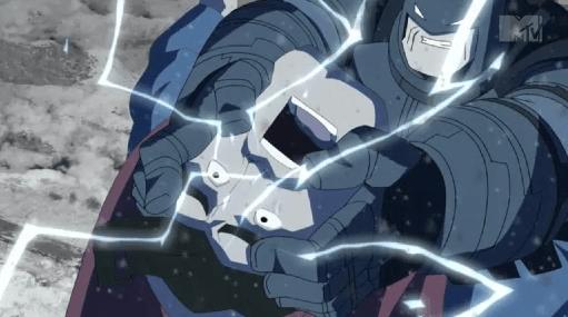 The Dark Knight Returns pt. 2- new clip shows off the 'Bat-Clan'