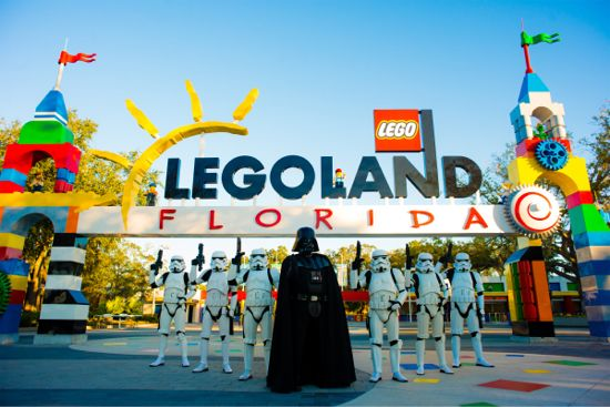 Star Wars Sundays: LegoLand Florida Star Wars Days Announced!