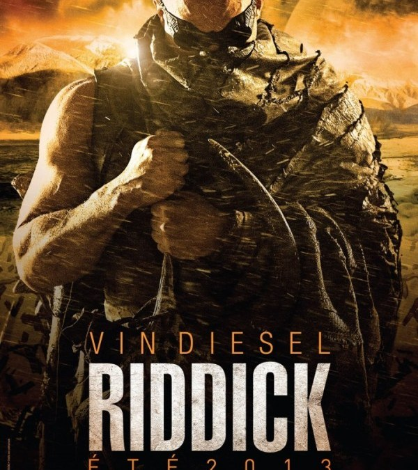 Riddick gets a new still and some Katie Sackoff news
