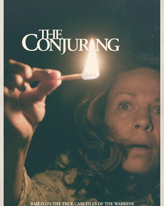 The Conjuring trailer is the scariest thing James Wan has ever done.