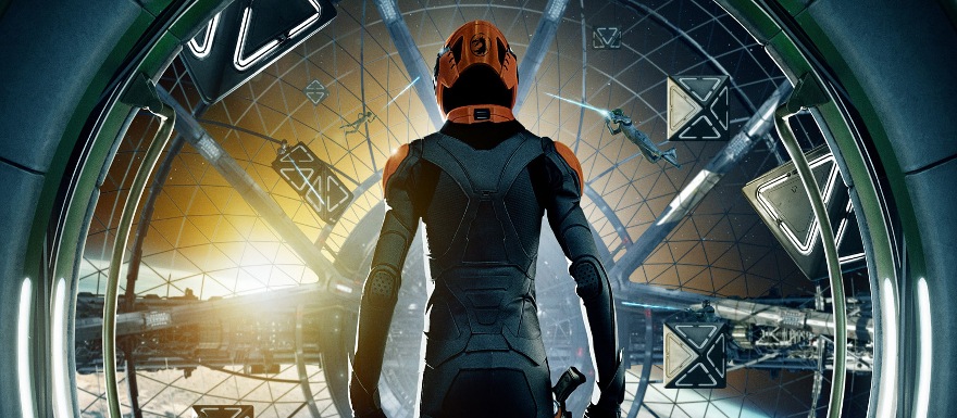Ender's Game- Final Trailer is 'Not a Game' but it actually is…