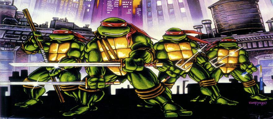 Teenage Mutant Ninja Turtles- William Fichtner confirms his character