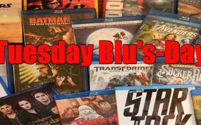 TUESDAY BLU'S DAY – NEW RELEASES ON BLU-RAY 3/13/18