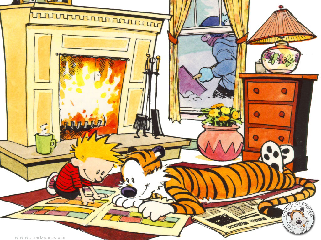 Calvin And Hobbes Documentary Helps Us Remember The Best Comic
