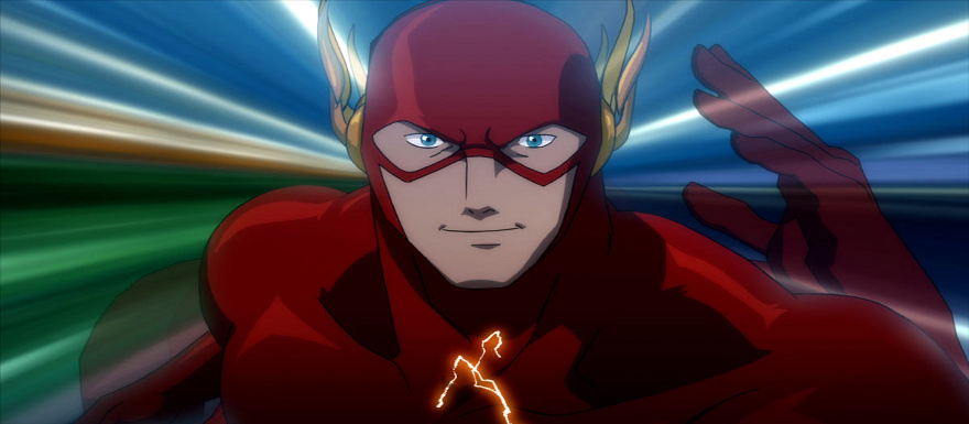 Justice League: The Flashpoint Paradox Blu-Ray details, Box-Art, and the first still from the movie!