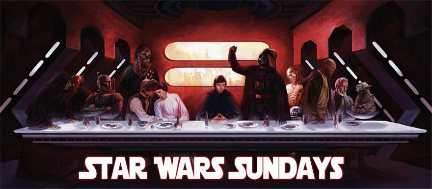 Star Wars Sundays presents: Star Wars Episode VII OFFICIALLY announced for 2015!