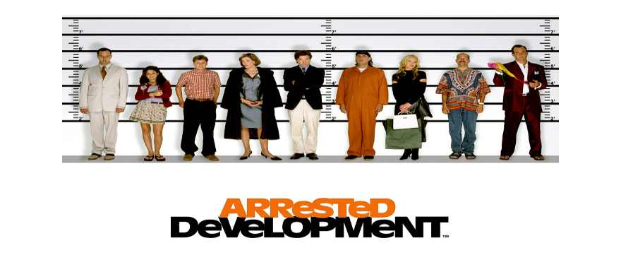 Arrested Development Season 4- Nine new posters to tease the Netflix debut!