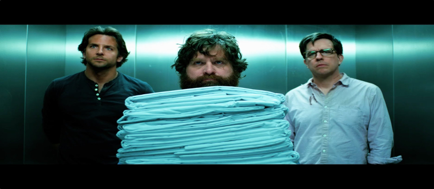 Hangover III- first tv spot goes back to Sin City!