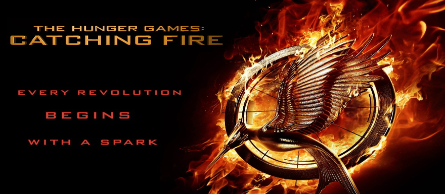 The Hunger Games: Catching Fire- new images of Victors Banner