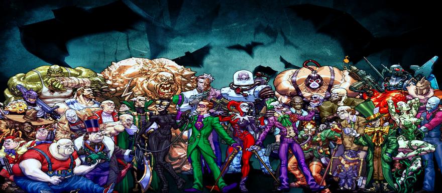 Top Ten Batman Villains- a Rogue's Gallery Review from