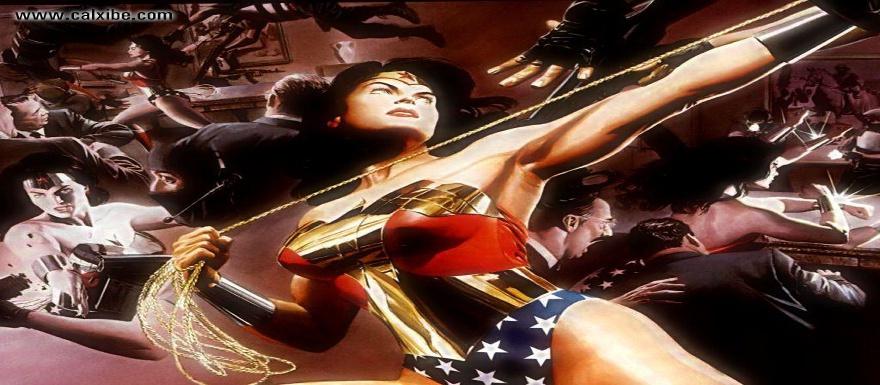 Wonder Woman Earth One is coming from comic GURU Grant Morrison!
